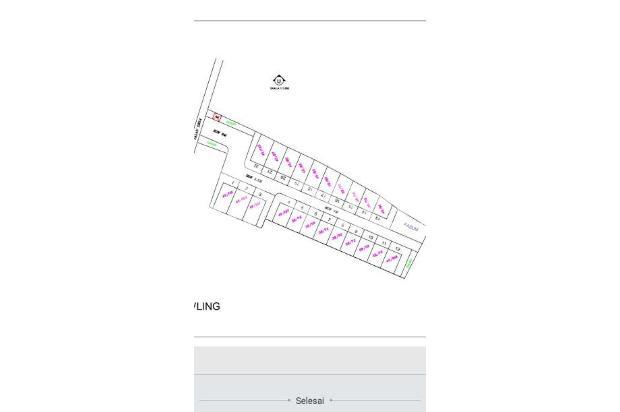 Dijual Rumah Cluster Murah Nyaman dan Asri di Setu, Bekasi 13243737