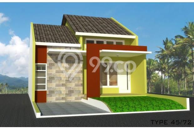 Dijual Rumah Cluster Murah Nyaman dan Asri di Setu, Bekasi 13243739