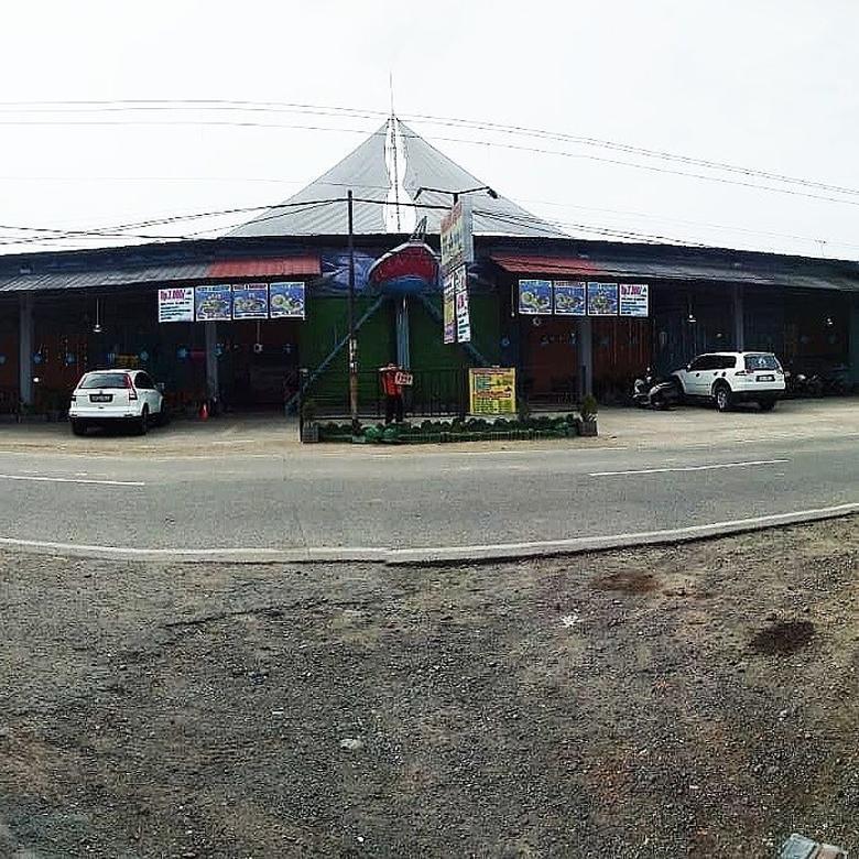 Dijual Restaurant Aktif Omset 1M pertahun di LeuwiLiang Bgr