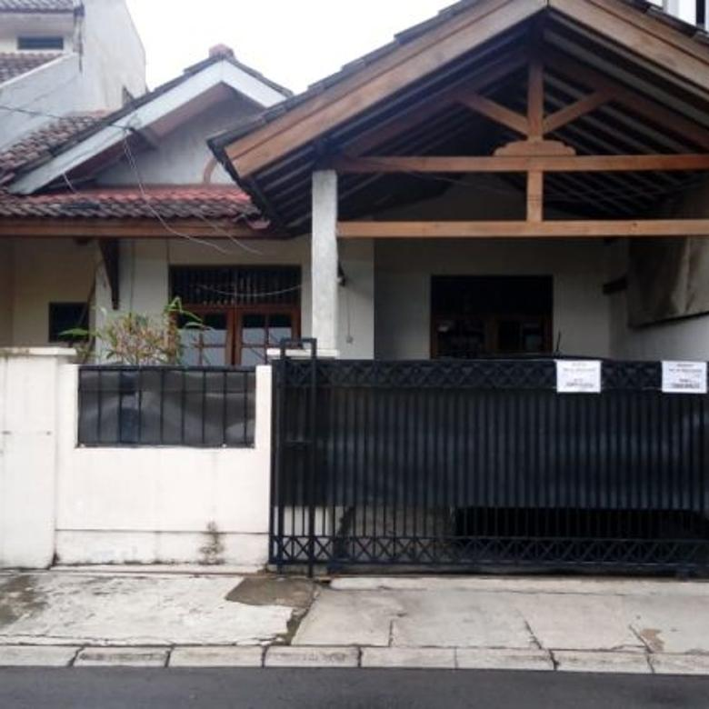 Sewa rumah 2 kamar di Alam Asri 2 Villa Dago,Pamulang,Tangerang Selatan