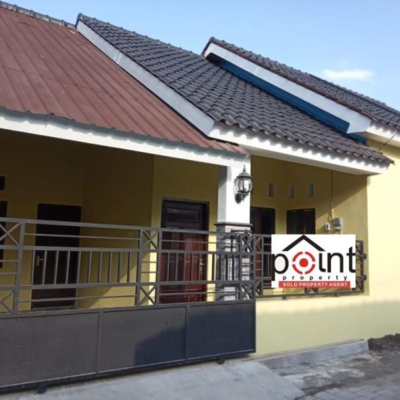 Rumah Baru Ada 2 Unit di Gentan Sukoharjo (EN)