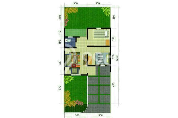 Rumah dijual Dengan DP 10 Juta Di Pesona Rancasari 17825673
