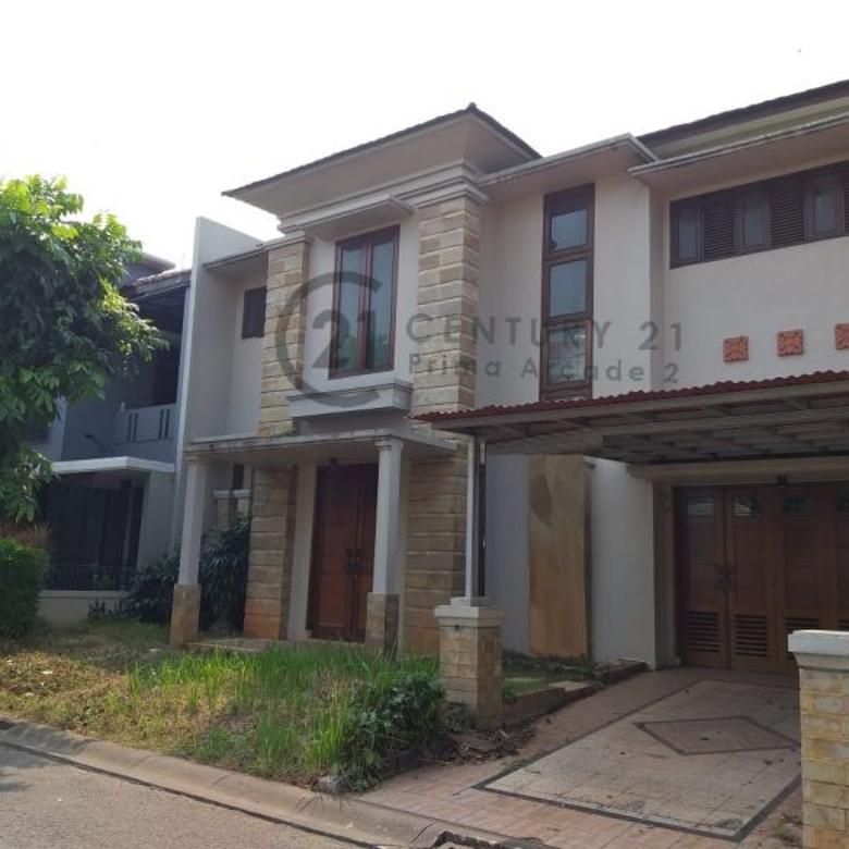 Rumah Elegan di Lokasi Strategis Puri Bintaro Sektor 9 - 1788