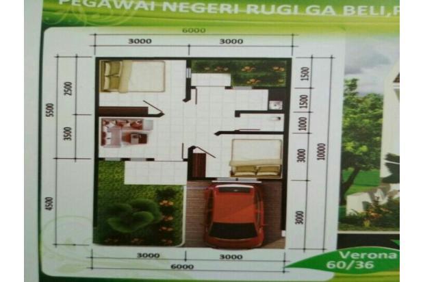 Dijual Rumah subsidi di Bandung, daerah banjaran soreang cicilan 900ribu 13126134