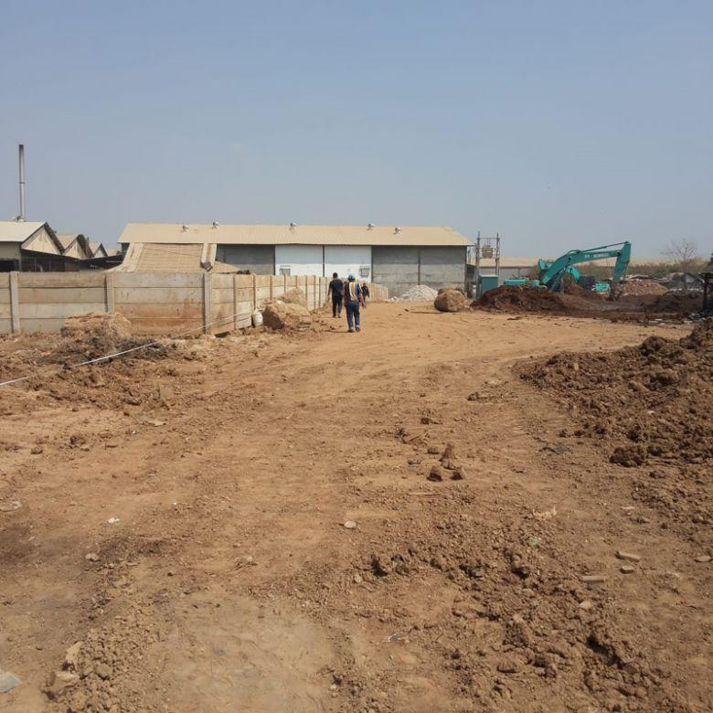 Tanah Luas 6.822 m2 Di Komplek Pergudangan Dadap Tangerang MP4914FI