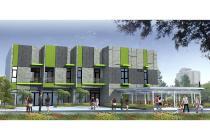 Logam Town House - Rumah Minimalis Modern, The Green Living