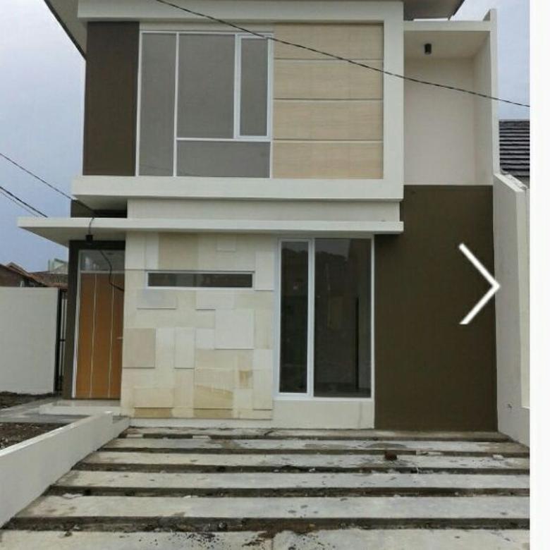 Rumah baru 2 lantai Cilengkrang ujung Berung Bandung