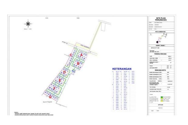 Rumah Dijual di Perumahan Cluster Cisaranten, Lokasi Strategis Harga Terjan 13871224