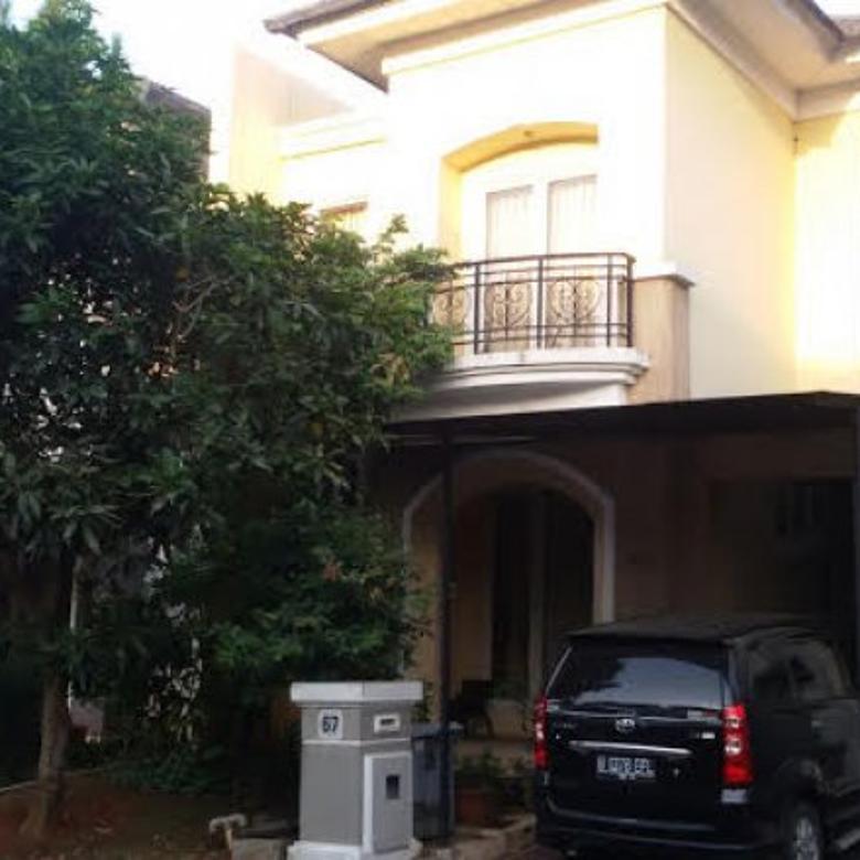 Dijual BU Rumah SHM 2 Lantai Cluster Beryl, Tangerang