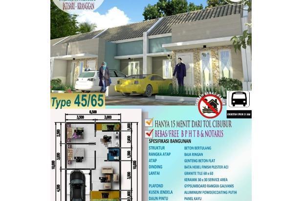 Rp469jt Rumah Dijual