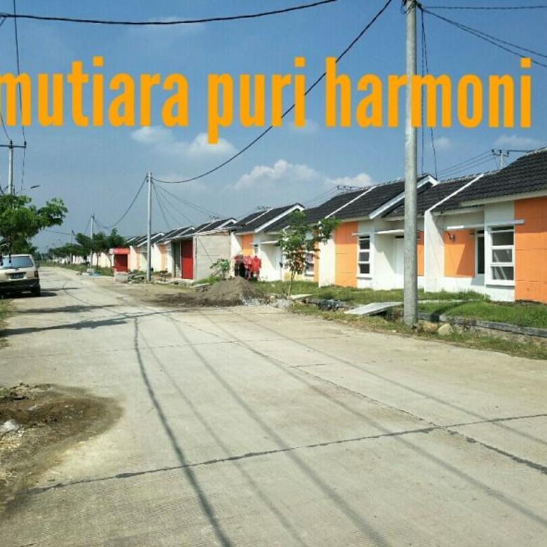 Mutiara puri harmoni2 perumahn dekat kawasan industri cikarang