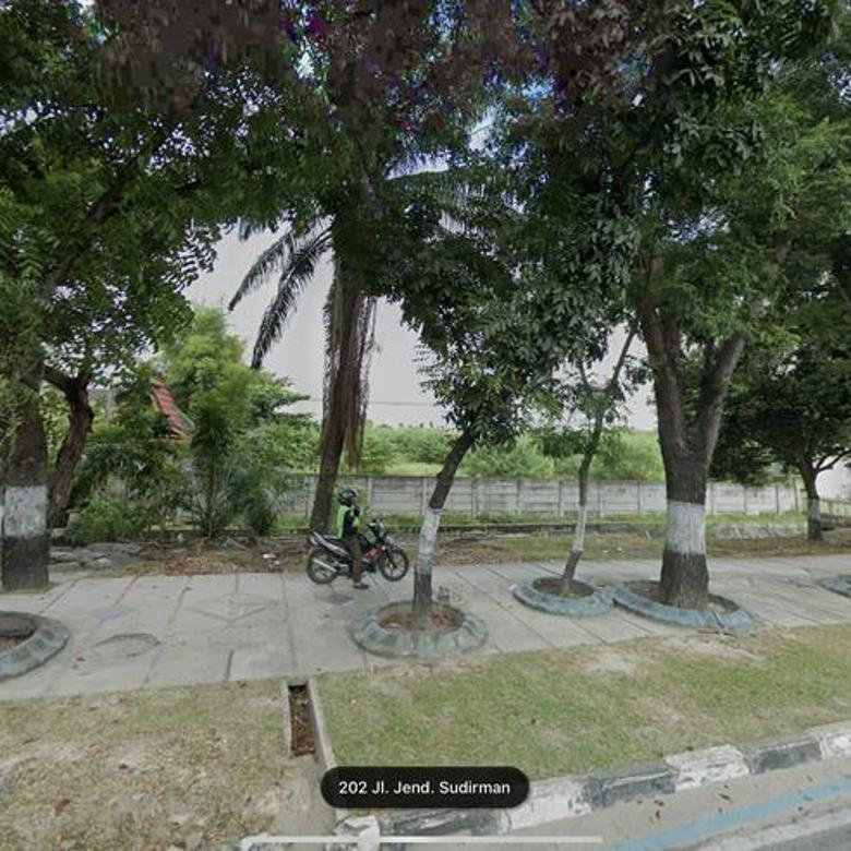 Lahan Komersial di Jl. Jenderal Sudirman, Pekanbaru
