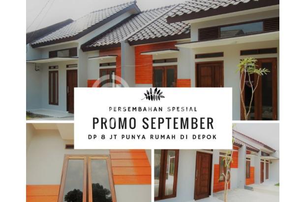 Beli Rumah di Bojongsari Depok Gratis BPHTB dan Uang Muka 13697021