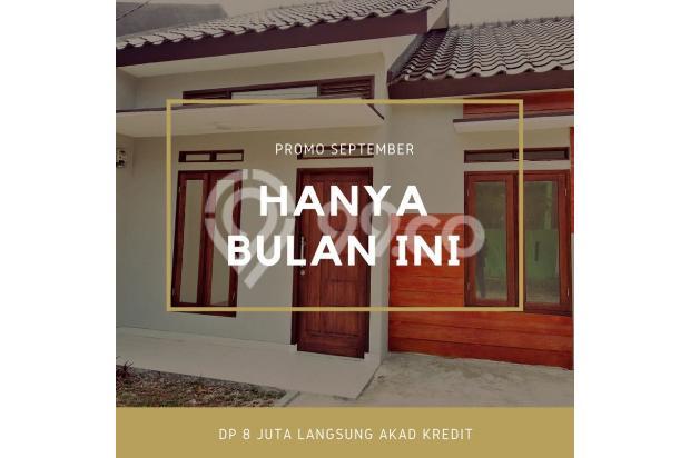 Beli Rumah di Bojongsari Depok Gratis BPHTB dan Uang Muka 13697023