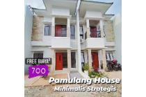 Rumah 2 Lantai Minimalis murah di Pamulang Tangerang Selatan