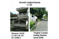 Dijual rumah rungkut barata Surabaya murah SHM