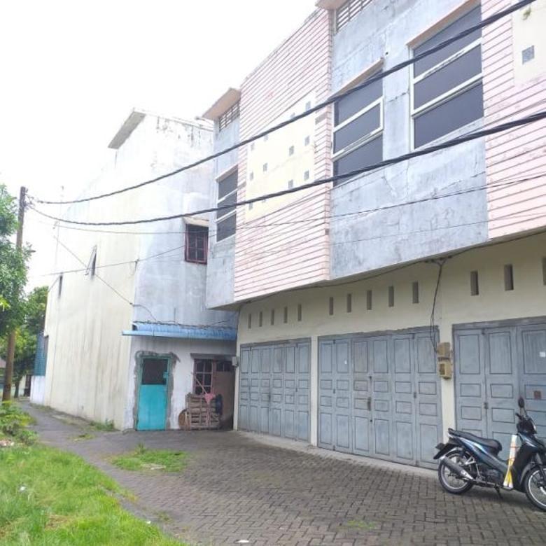 Dijual Rumah Jl. Pelita 1 Gg.Baru Medan Perjuangan -R-0167