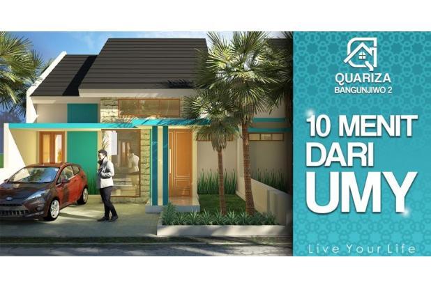 Rumah Kawasan Asri Jogja Selatan Tipe 36, Cocok Untuk Investasi 14371904