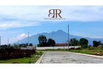 Bali Resort Bogor, Rumah Konsep Bali Tropikal Minimalis MD770