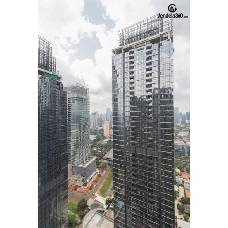Residence 8 Apartment 3BR City View (bisa Dicicil 12x)