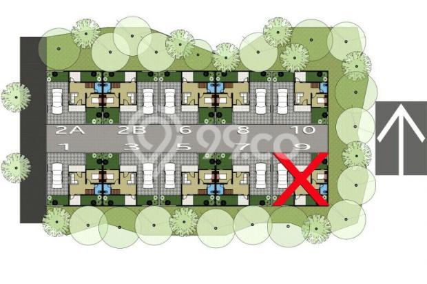 Rumah idaman town house 2 lantai strategis dekat pintu tol buahbatu bandung 17699123