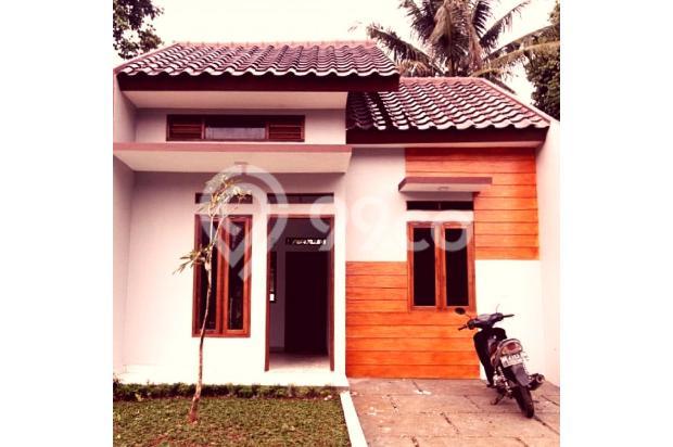 Baru Launching: KPR Rumah DP 8 Juta di Parung 16047658