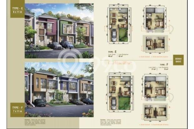 Dijual Rumah Strategis di Summarecon Serpong Culster Tesla Tangerang 6486269