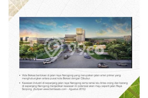 Rumah Murah 2 Lantai Vida Bekasi Harga 600 Jutaan 16509168