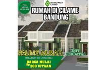 Rumah Termurah Di Cilame Cimahi Padalarang Bandung Hanya 300Ju
