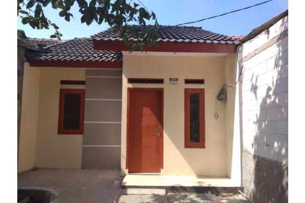 Rp137jt Rumah Dijual