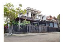 Rumah Mewah Hoek Lokasi Premium di Bukit Cimanggu City Bogor