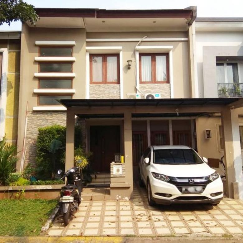 Rumah bagus Town House di bintaro