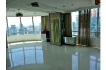 Jual Apartemen Kuningan City 3BR Unfurnished High Floor Type Oval