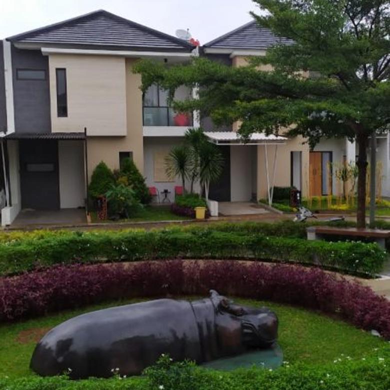Rumah di BSD Bumi Biru Terrace free ac