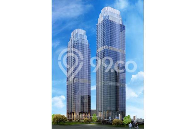 Disewa Ruang Kantor 5444 sqm di Treasury Tower@District 8, SCBD, Jakarta 13981812