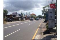 tanah premium jalan utama gatsu barat gatsu timur denpasar