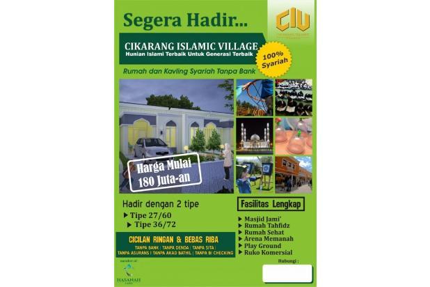 Cari Rumah Murah di Cikarang, Rumah Investasi Murah 13871665