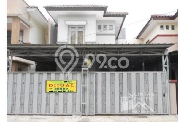 Dijual Rumah Tingkat, Megah di Metland Menteng, Cakung, Jakarta Timur 12609182