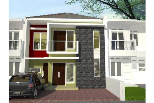 Rumah baru jl. perdana 2,5 lantai BELAKANG MEGAMAL AYANI 17845484