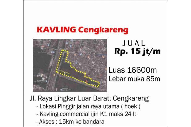 Tanah Daerah Cengkareng, Lokasi Bagus Dan Luas 17795016