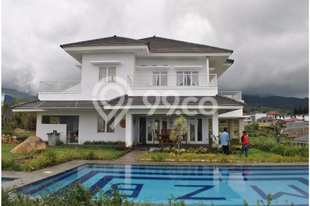 Villa JIDAH 4 Kamar Di Cibodas Cipanas 5355164