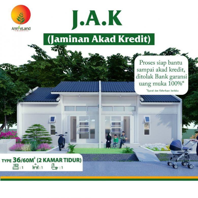 Jual Rumah Subsidi Annieland di Tangerang