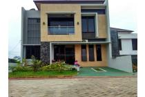 Rumah Mewah BEST VIEW Modern Living 5 Menit ke Tol Jagorawi