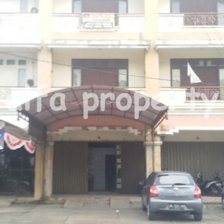 Dijual Ruko Strategis di Villa Ceria Lestari, Pontianak,