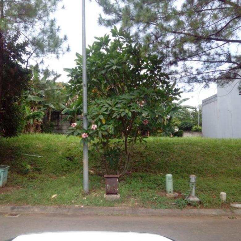 Kavling Badan siap bangun di Taman Giri Loka,BSD