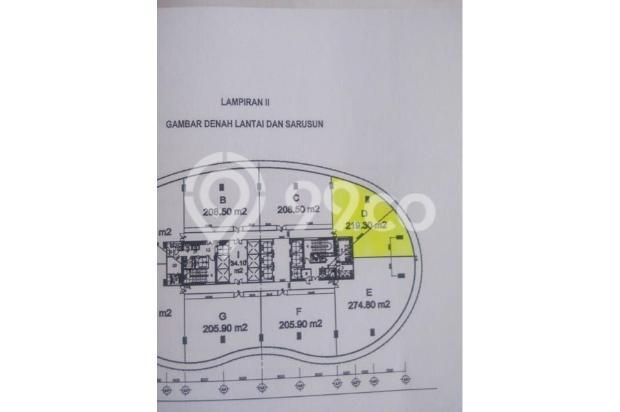 Disewakan Ruang Kantor di gedung South Quarter Jalan TB Simatupang - Jaksel 16503039
