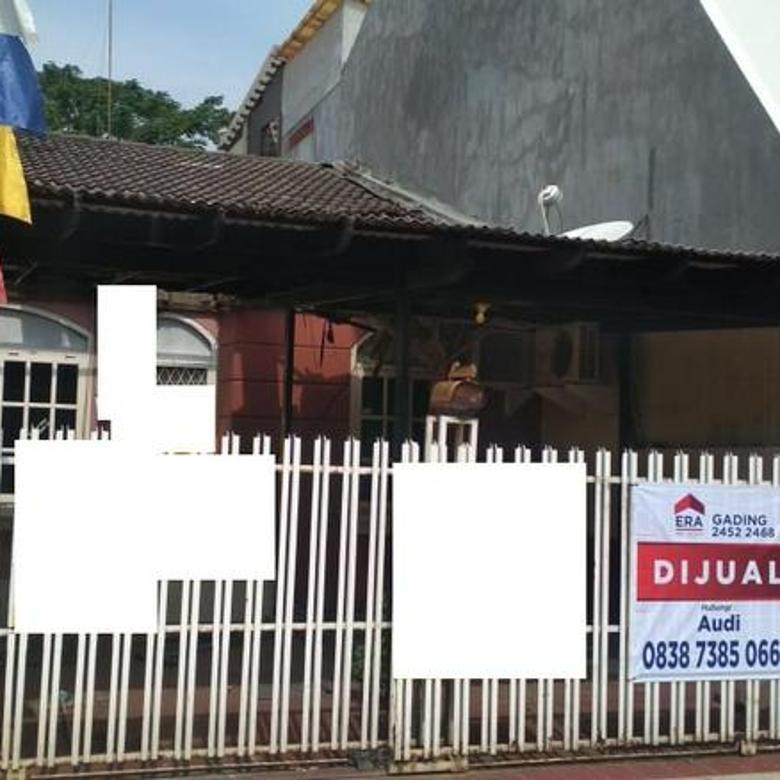 Rumah Standart di Gading Indah , Harga OK