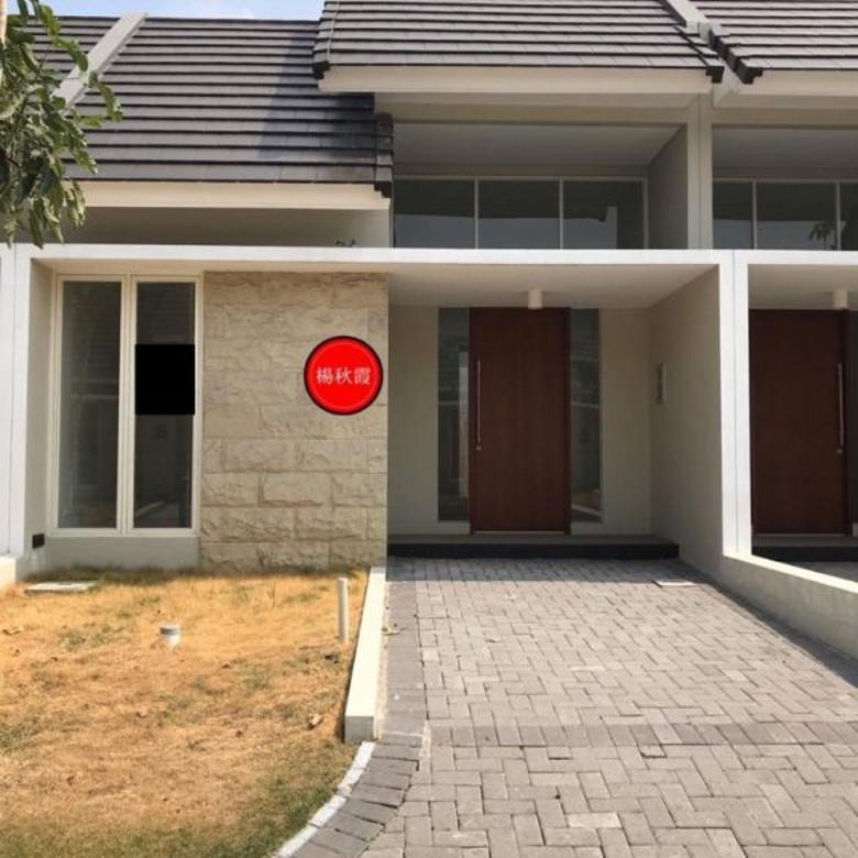 Rumah Dijual Citraland NWP Baru serah Terima (136b)