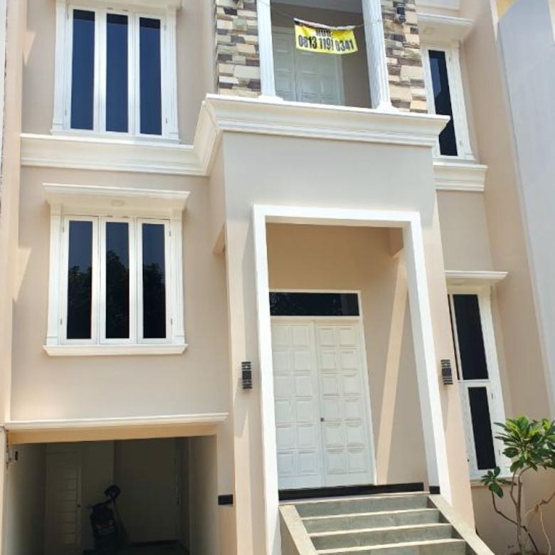 Jual Rumah Baru di Jagakarsa Jakarta Selatan, Lokasi Strategis