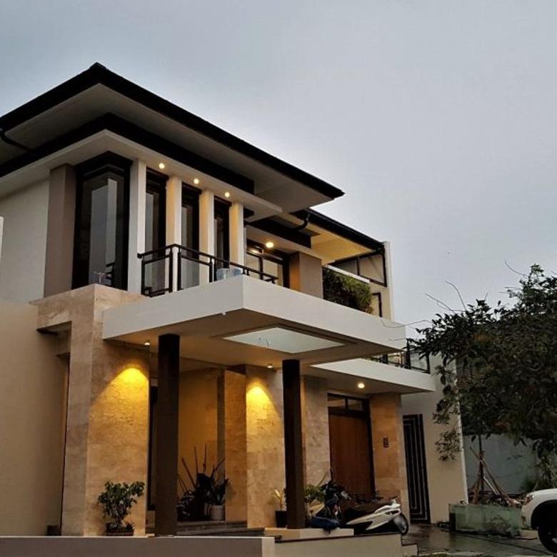 Rumah Dijual Kota Baru Parahyangan, Bangunan 2 Lantai View Dan